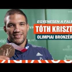 Embedded thumbnail for Az olimpiai bronzérmes csömöri judós, Tóth Krisztián útja Riótól Tokióig!