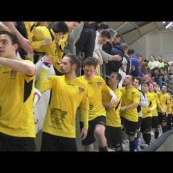 Embedded thumbnail for Óriásölő csömöri futsalosok az MK Final Fourban - így ünnepeltek szurkolóink!