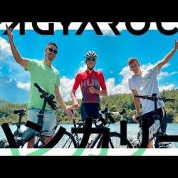 Embedded thumbnail for A Magyarock stábja a tokiói olimpián elkapta Valter Attiláékat!