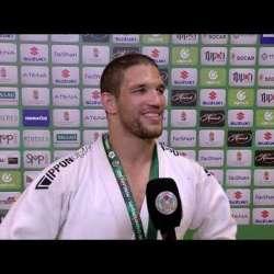 Embedded thumbnail for A hazai rendezésű judovilágbajnokság csömöri bronzérmese, Tóth Krisztián!