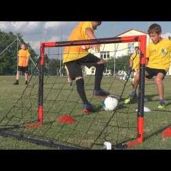 Embedded thumbnail for Bemutatóedzések minden kedden és csütörtökön - focizz a Csömör KSK-ban!